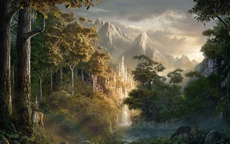 Fantasy Desktop Wallpaper ·① Download Free Cool Full Hd