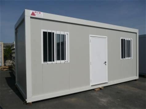 bureau modulaire d occasion mcm construction modulaire catalogue bungalow et hangar