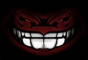 Image Gallery evil smile