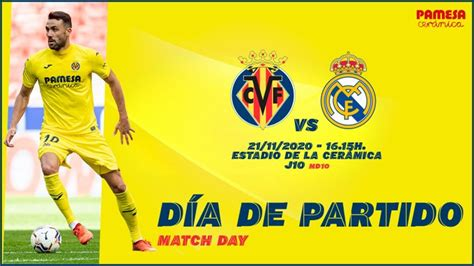 ¿Dónde VER EN VIVO - Villarreal vs Real Madrid por LaLiga ...