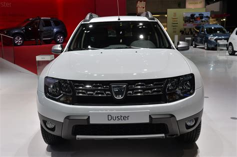 2018 Dacia Duster Frankfurt 2018 Photo Gallery Autoblog