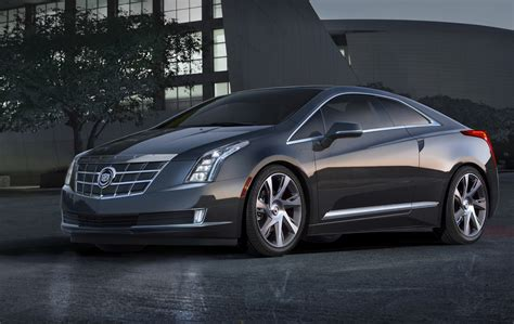 Cadillac Car : 2014 Cadillac Elr Review, Ratings, Specs, Prices, And