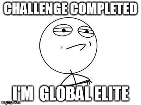 Challenge Completed Meme - challenge accepted rage face meme imgflip