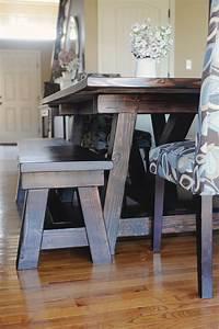My 4 Misters Their Sister DIY Handmade Farmhouse Table