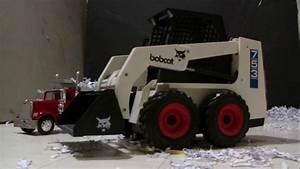 Bobcat Skidsteer Toy 753