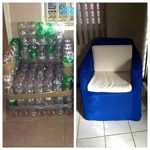 Fauteuil En Plastique : recyclage de bouteilles plastique en fauteuil id es ~ Edinachiropracticcenter.com Idées de Décoration