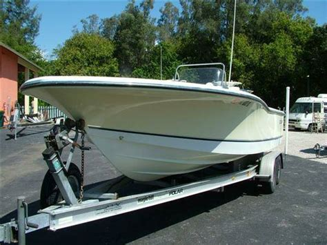 Used Flats Boats For Sale In Fl by Bay Flats Boat For Sale
