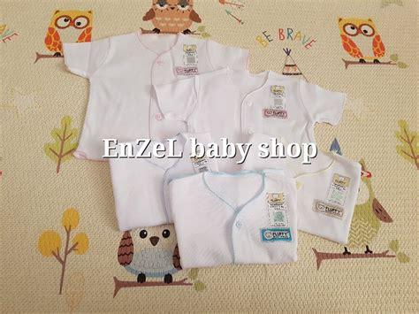 daftar harga harga promo baju bayi tangan pendek neci newborn baby fluffy sni harga rp