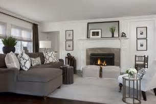 gray velvet sofa transitional living room marianne jones