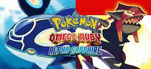 pokemon omega ruby alpha sapphire update pokemon super mystery dungeon u s release to 3ds this winter 2015 25 off on all 5 nintendo games