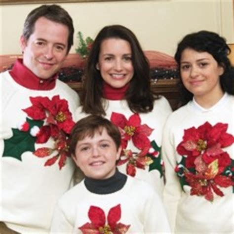 Cast Of Deck The Halls 2005 by 24 Ugliest Sweaters In And Tv