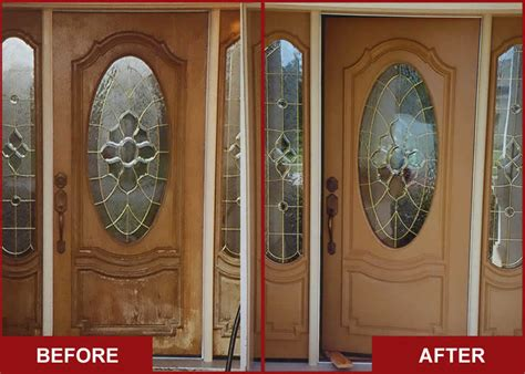 Prehung Interior Doors Home Depot - step by step to do it yourself refinish front door homesfeed