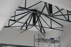 Prix Charpente Métallique Maison : prix charpente m tallique mon ~ Premium-room.com Idées de Décoration