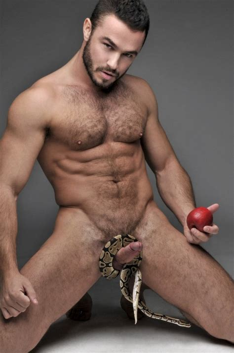 Sexy Porn Star Jessy Ares Nude Photo Shoot With A Snake