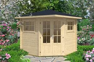 Gartenhaus Holz Gebraucht : 5 eck gartenhaus modell sunny b 5 eck gartenhaus modell sunny b ~ Frokenaadalensverden.com Haus und Dekorationen