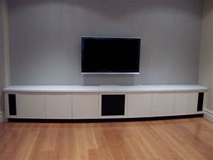 Blue gum joinery pty ltd modern design for Home theater cabinet