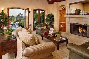 20 Amazing Living Rooms With Tuscan Decor