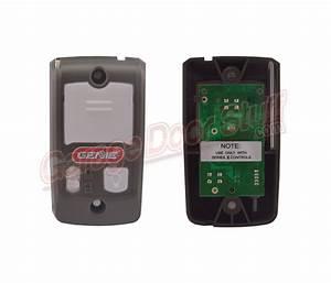Genie Garage Door Safety Sensor Voltage