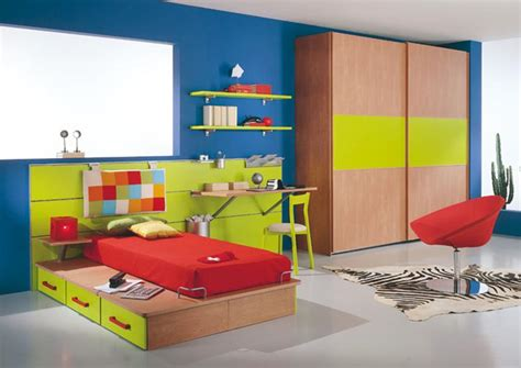 Color Full Kids Room Decorating Ideas On A Budget