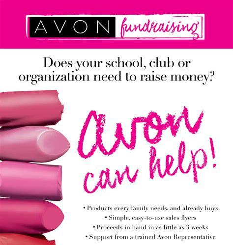 raise funds   organization  avon shirls