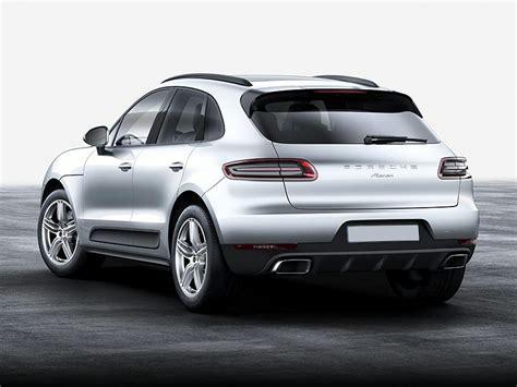 New 2018 Porsche Macan  Price, Photos, Reviews, Safety