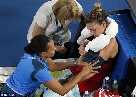 Caroline Wozniacki Defeats Simona Halep in the Australian Open Final - Vogue