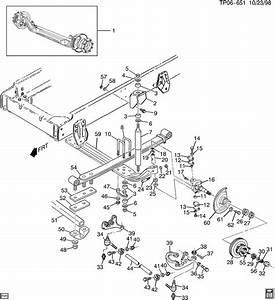 Chevrolet P30 Axle Asm  Front Suspension