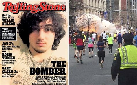 Outrage over Rolling Stone #Magazine's cover of Dzhokhar ...