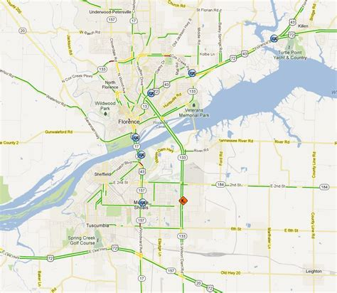 traffic cam page map  quad cities daily