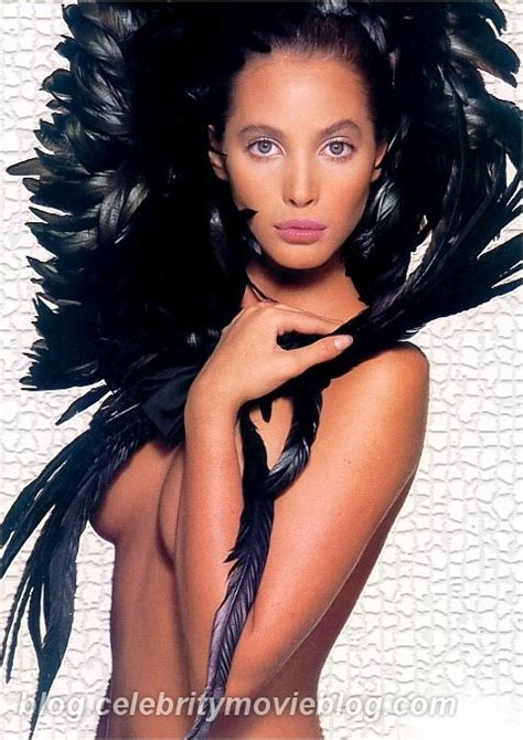 christy turlington celeb fake nude photos