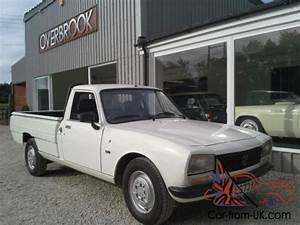 504 Peugeot Pick Up : 1988 peugeot 504 gl pick up the best example for sale must be seen ~ Medecine-chirurgie-esthetiques.com Avis de Voitures