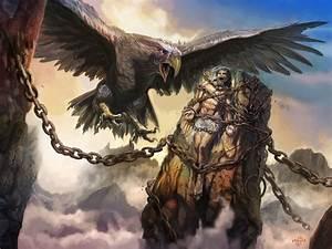 Prometheus (movie), Birds, Greek, Prometheus (mythology ...