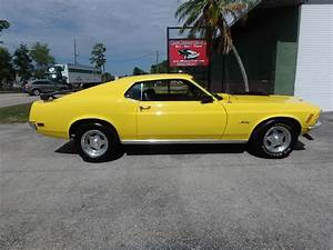 Used 1970 Ford Mustang Fastback For Sale ($26,900)   Rose Motorsports, Inc. Stock #2317