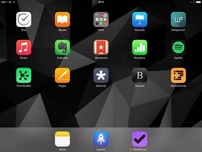 Grey Cortex App Ipad Alien Itunes Client