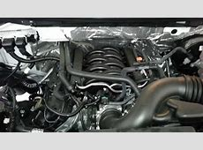 2013 Ford F150 Coyote 50L V8 Engine Running After Oil