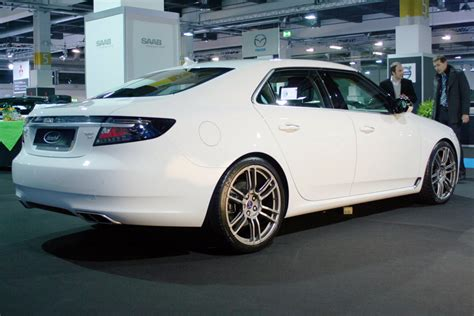 Saab To Offer Hirsch Performance Products For 9 3 And 9 5