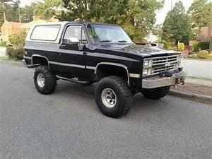 1982 K5 Blazer 4x4