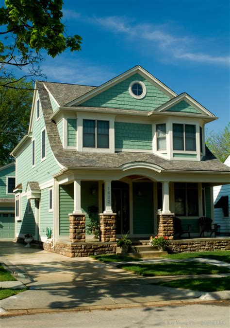 Home Exteriors  Traditional  Exterior  Detroit  By