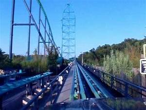 KingDa-Ka Front Seat Six Flags Great Adventure New Jersey ...