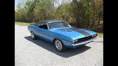 When Will Dodge Stop The Challenger by 1970 Dodge Challenger Rt Cranked Up Awesome Car