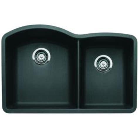 Home Depot Canada Undermount Kitchen Sinks by Blanco Undermount Composite 32 In 1 3 4