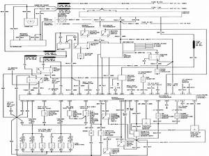 1989 Ford Bronco 2 Wiring Diagrams