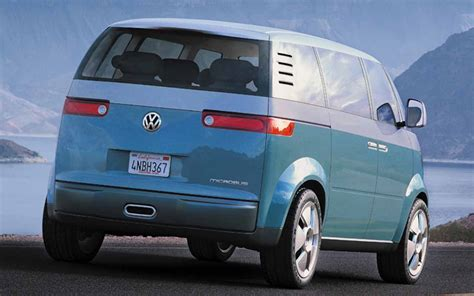 volkswagen microbus vw to introduce all electric long range microbus