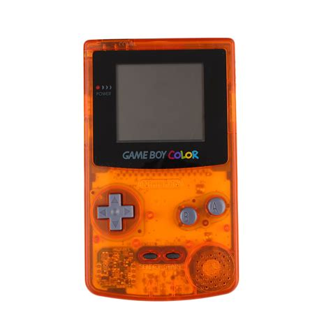 ebay gameboy color gameboy color ebay gameboy pocket console clear ebay