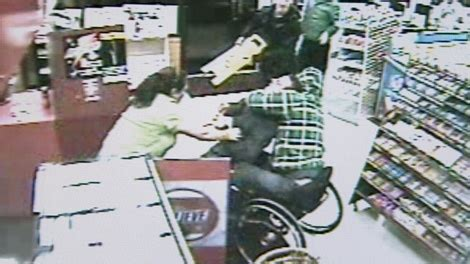 Man Wheelchair Stops Robbery Ctv News