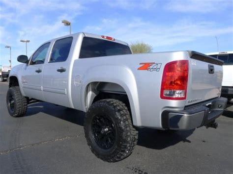 find   gmc sierra  lt  crew cab   custom lifted truck  salenice
