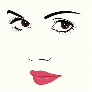 117 best images about Makeup on Pinterest | Vector clipart ...