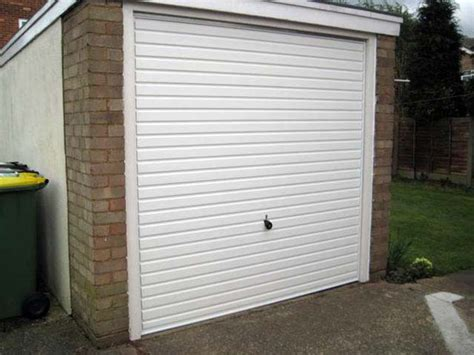 Securing Up And Garage Door by Canopy Up Secure Garage Doors