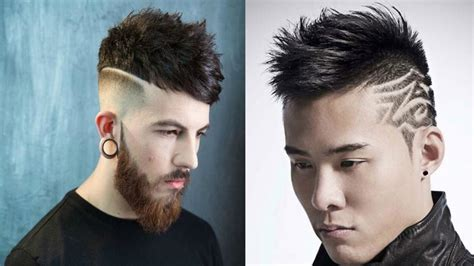 top fashionable hairstyles  men    trendy