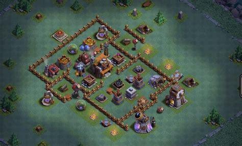 bh base layouts  builder hall  anti  star